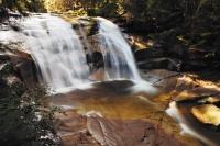 Mumlavský vodopád je jedním z nejvodnatějších vodopádů v Čechách, foto: Archiv Vydavatelství MCU s.r.o.