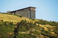 Labská bouda, největší stavba tohoto typu v Krkonoších, foto: Archiv Vydavatelství MCU s.r.o.