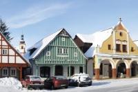 Krkonošské muzeum Vrchlabí - Čtyři historické domky, foto: Archiv Vydavatelství MCU s.r.o.