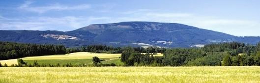 Krkonoše  jsou nejvyšší i nejnavštěvovanější pohoří České republiky., foto: Archiv Vydavatelství MCU s.r.o.