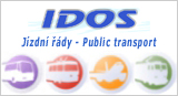 IDOS - Züge, Busse, öffentlicher Personenverkehr - Fahrpläne