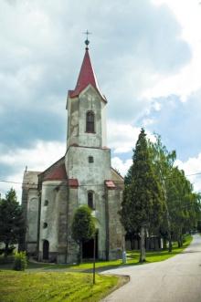 Dolní Branná - St. Georg Kirche, Foto: Archiv Vydavatelství MCU s.r.o.