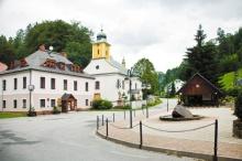"""Der Dolní Dvůr gewann den Preis """"Gemeinde des Jahres 2009"""", Foto: Archiv Vydavatelství MCU s.r.o."""