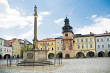 Neo-Renaissance Rathaus in Hostinné, Foto: Archiv Vydavatelství MCU s.r.o.