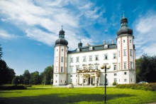 Vrchlabí – Schloss, Foto: Archiv Vydavatelství MCU s.r.o.