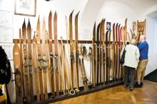 Vysoké nad Jizerou – expozice historie lyžování v místním vlastivědném muzeu, foto: Archiv Vydavatelství MCU s.r.o.
