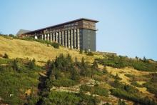 Die Labská-Baude, der größte Bau dieser Art im Riesengebirge, Foto: Archiv Vydavatelství MCU s.r.o.
