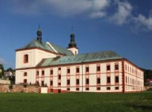 Riesengebirger Museum Vrchlabí - Kloster