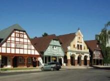 Riesengebirger Museum Vrchlabí - Vier historische Häuser
