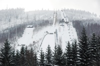 Harrachov, skokanský areál na Čertově hoře, foto: Archiv Vydavatelství MCU s.r.o.
