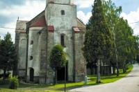 Dolní Branná - kostel sv. Jiří, foto: Archiv Vydavatelství MCU s.r.o.